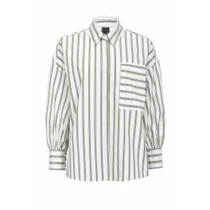 Pinko striped shirt 1B14HM8037-ZSD