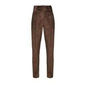 PINKO ripped corduroy trousers 1B14P6