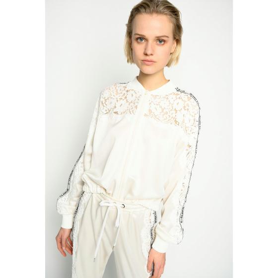 Pinko lace sweatshirt 1C107H7887-C32-2