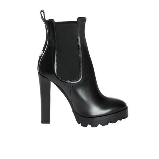 DSQUARED2 heeled ankle boots in black ABW0117 01501155 M436-0