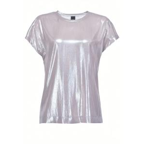 Pinko laminated georgette top 1G14WDY63D