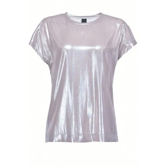 Pinko laminated georgette top 1G14WDY63D-0