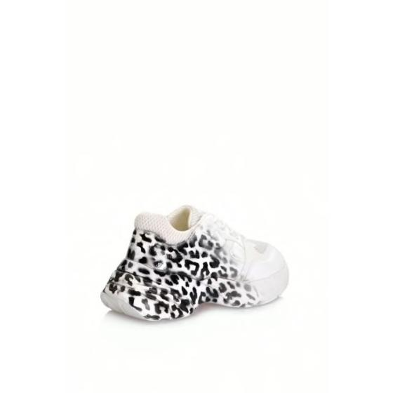Pinko sneakers in shaded animal print 1H20QZY65Q-ZZ1-2