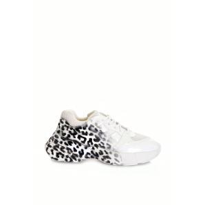 Pinko sneakers in shaded animal print 1H20QZY65Q-ZZ1