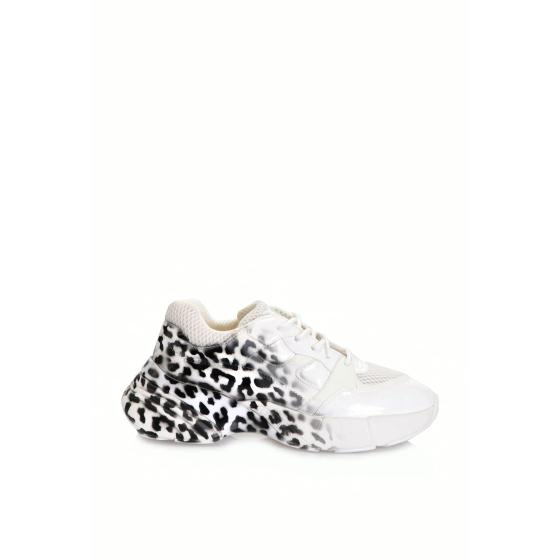 Pinko sneakers in shaded animal print 1H20QZY65Q-ZZ1-0