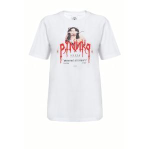 Pinko ''breakfast at tiffany's'' t-shirt 1N12L0