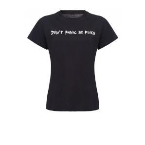 PINKO don't panic t-shirt 1N133K