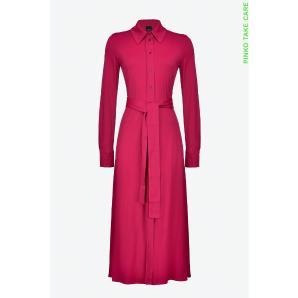 PINKO SHIRT DRESS WITH BELT 1N13BC 8724