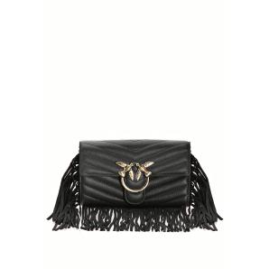 Pinko love wallet with fringes 1P21PN