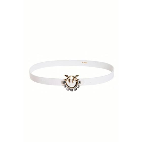 Pinko berry small jewel belt 1P21QL-0