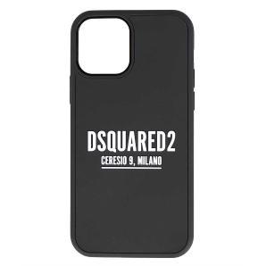 Dsquared2 ITM0118 35804589 iPhone 12 PRO cover - Black