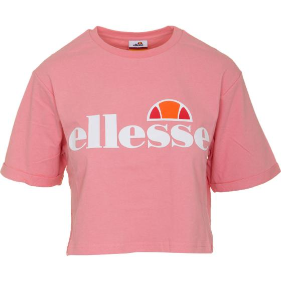 Ellesse alberta crop top t-shirt SGS04484-0