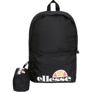 Ellesse rolby black backpack SAAY0591
