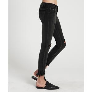ONETEASPOON BLACK PARIS FREEBIRDS II LOW WAIST SKINNY JEAN 20691