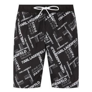 Karl Lagerfeld swimming shorts KL20MBL01