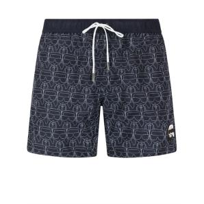 Karl Lagerfeld swimming shorts KL20MBM13