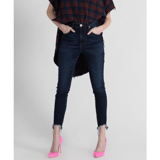 Oneteaspoon authentic indigo freebirds ii super high waist skinny jean  21310-1