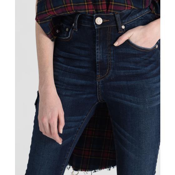 Oneteaspoon authentic indigo freebirds ii super high waist skinny jean  21310-2