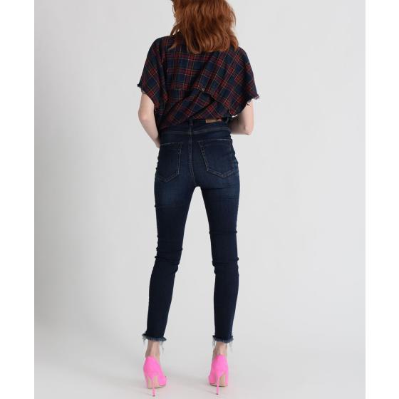 Oneteaspoon authentic indigo freebirds ii super high waist skinny jean  21310-4