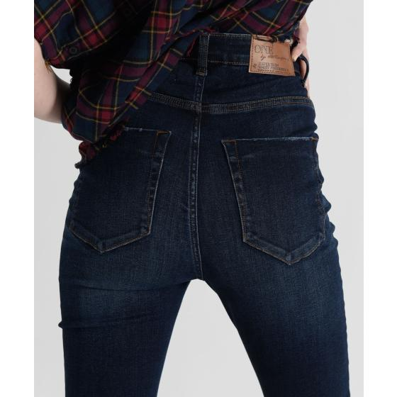 Oneteaspoon authentic indigo freebirds ii super high waist skinny jean  21310-5