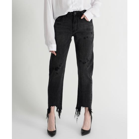 Oneteaspoon volcanic awesome baggies high waist straight leg jean 21322-1