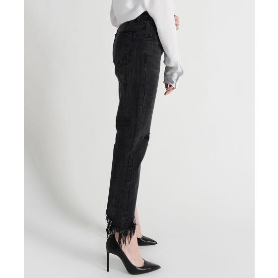 Oneteaspoon volcanic awesome baggies high waist straight leg jean 21322-3
