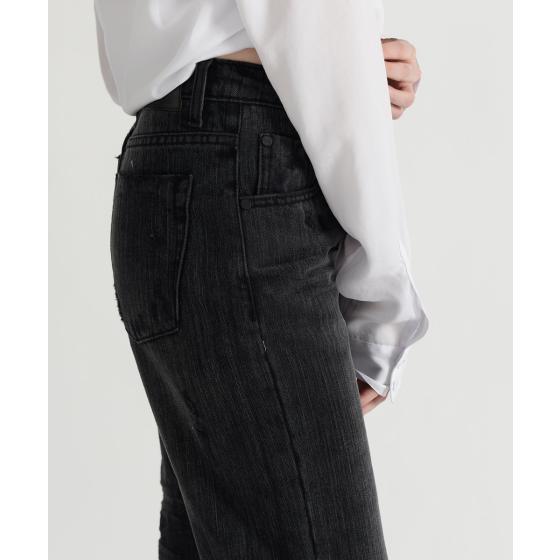 Oneteaspoon volcanic awesome baggies high waist straight leg jean 21322-4