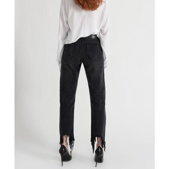 Oneteaspoon volcanic awesome baggies high waist straight leg jean 21322-5