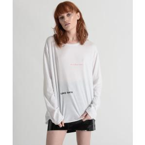 ONETEASPOON WILD WORLD BOYFRIEND LONGSLEEVE TEE 21431