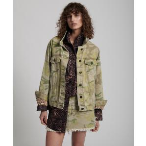ONE TEA SPOON SAFARI CAMO BANDITS JACKET 22065