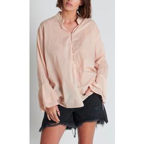 ONETEASPOON Voile French Fan Shirt 23551