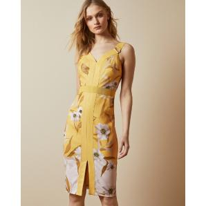 Ted Baker PEPPINN Cabana bodycon dress