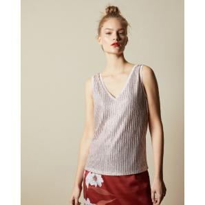 Ted Baker ROBINEE Ribbed vest top