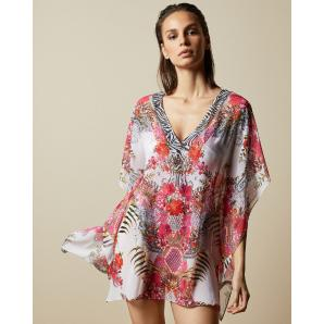 Ted Baker ORRINA Samba V neck cover up