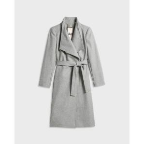 TED BAKER wool wrap coat 249306