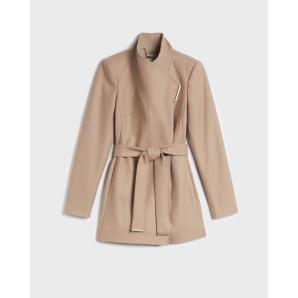 TED BAKER wool wrap short dress 249308