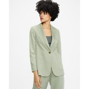 Ted Baker KCLARA Relaxed Fit Blazer With Patch Pockets