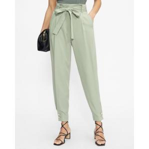 Ted Baker KCLARAT Relaxed cuffed Trouser With Paperbag Waist