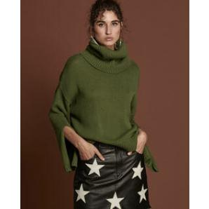 ONETEASPOON khaki sweater 22418