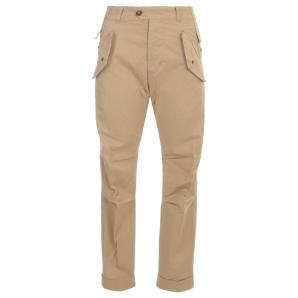 Dsquared2 trousers with pockets S72KA0987