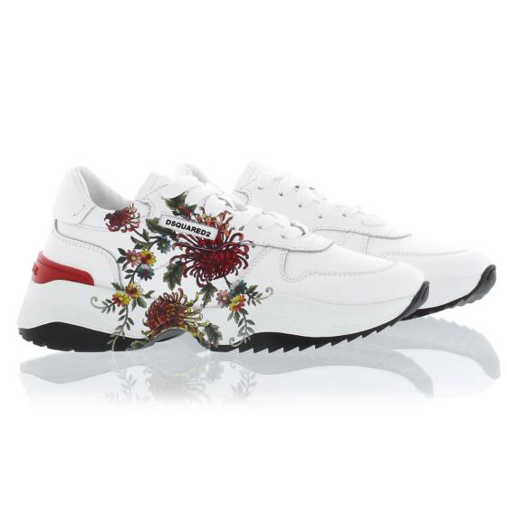 Dsquared Laxe-Up Low Top Sneakers SNW007501502818-1
