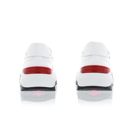 Dsquared Laxe-Up Low Top Sneakers SNW007501502818-2