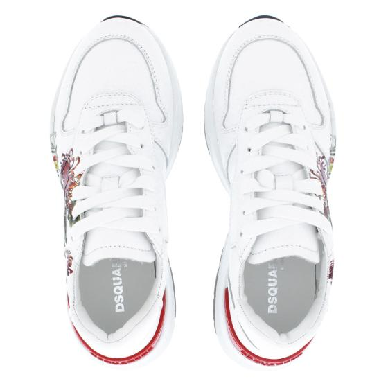 Dsquared Laxe-Up Low Top Sneakers SNW007501502818-3