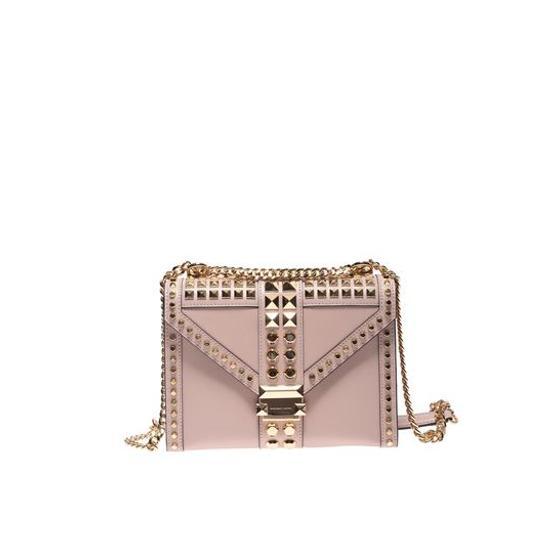 Michael kors whitney large shoulder bag in pink 30F9GWHL3L-0