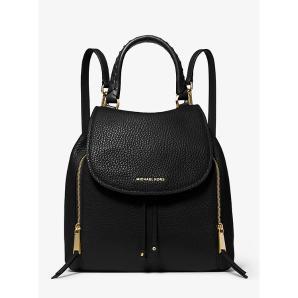 MICHAEL KORS Viv Large Leather Backpack 30F6GVBB3L