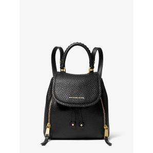 MICHAEL KORS Viv Extra-Small Pebbled Leather Backpack 30H9GVBB0L