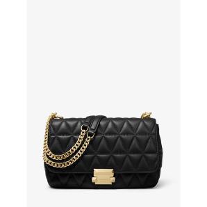 MICHAEL KORS Sloan Large Quilted-Leather Shoulder Bag 30S7GSLL3L