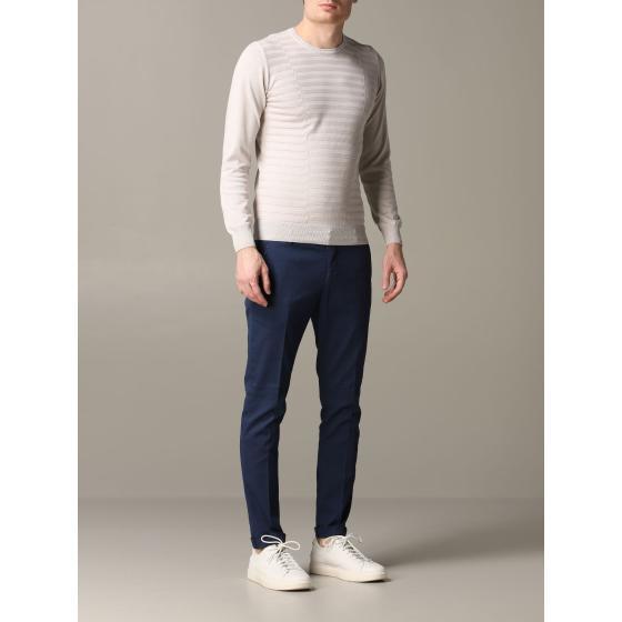 Dondup UP235 Gaubert stretch gabardine pants-1