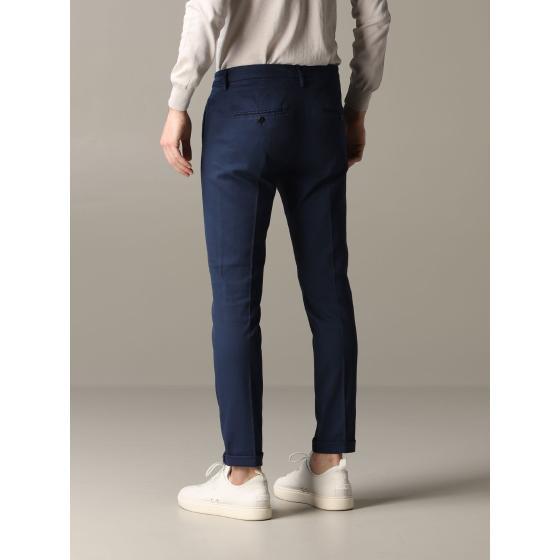 Dondup UP235 Gaubert stretch gabardine pants-2