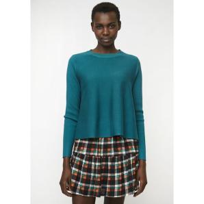 Compania fantastica green smock jumper
